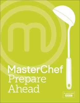 Cover of MasterChef Prepare Ahead