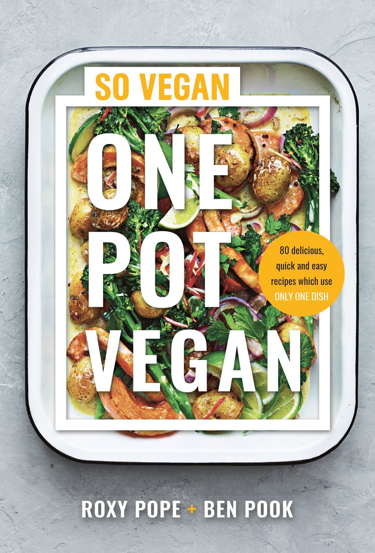 Best Sustainable Cookbooks Christmas 2020 One Pot Vegan