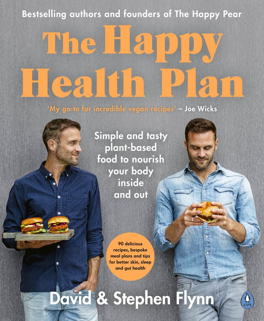 The Happy Pear Happy Health Plan Vegan Cookbook 2021