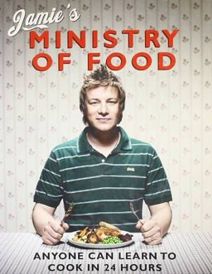 Cover of Jamie's Ministry of Food
