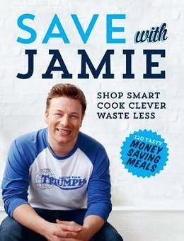 Cover of Save with Jamie