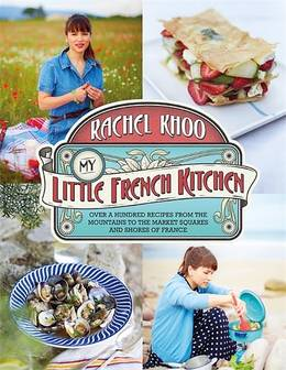 Cover of My Little French Kitchen