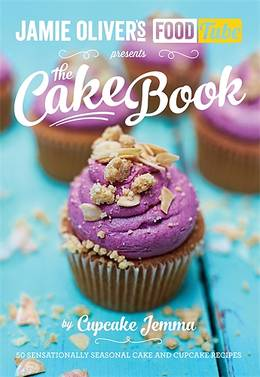 Cover of Jamie's Food Tube: The Cake Book