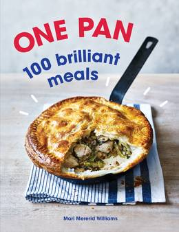 Cover of One Pan. 100 Brilliant Meals