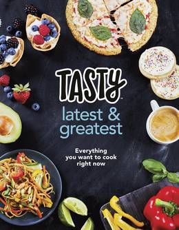 Cover of Tasty: Latest & Greatest