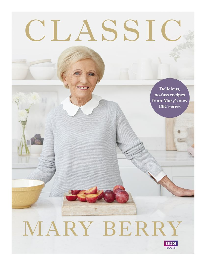Mother's Day Gift 1: Classic by Mary Berry - 2018 Cookbook