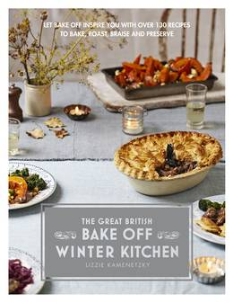 Cover of The Great British Bake Off: Winter Kitchen