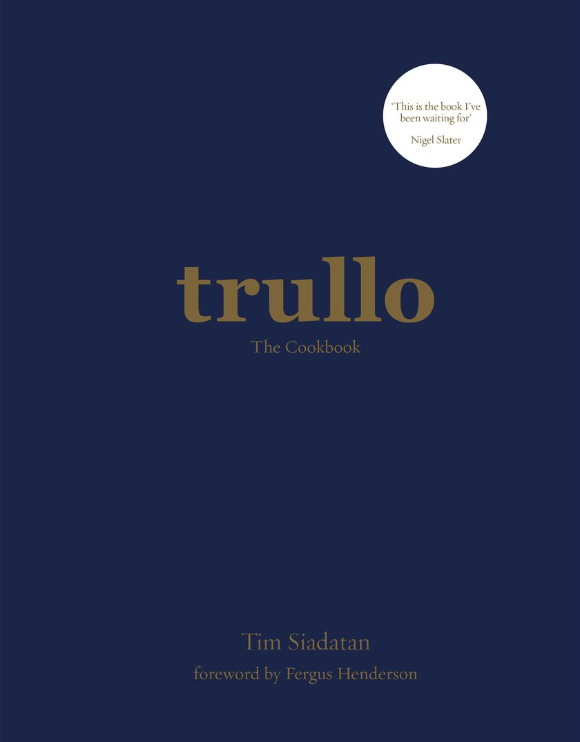 Trulo by Tim Siadatan - Pasta Cookbook 1