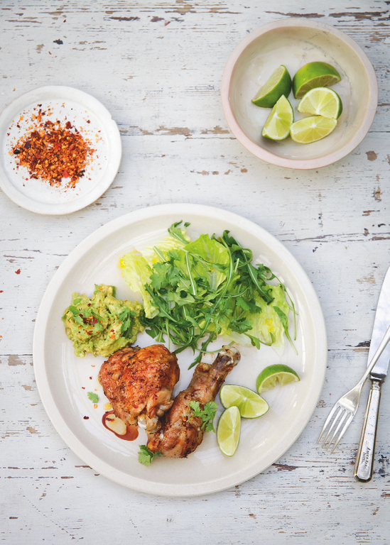 Tequila and Lime Chicken
