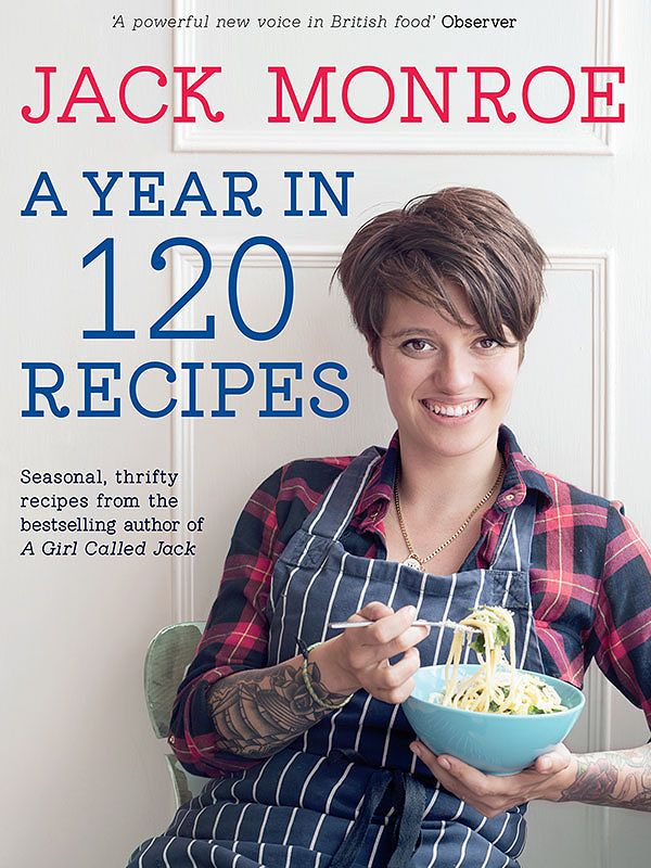 jack monroe a year in 120 recipes