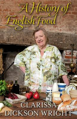 Cover of A History of English Food