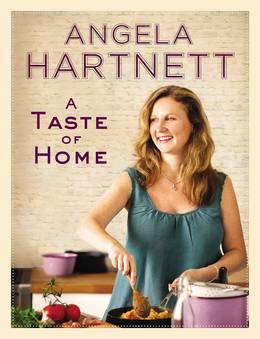 Cover of A Taste of Home: 200 Quick and Easy Recipes