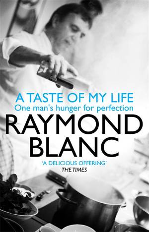 Cover of A Taste of My Life