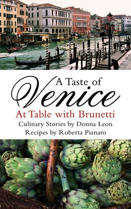 Cover of A Taste of Venice: At Table with Brunetti