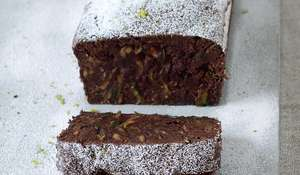 Courgette Chocolate Cake