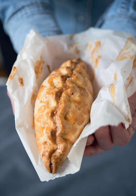 Boxing Day Pasties