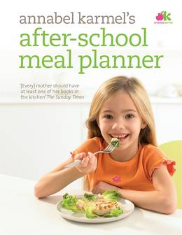 Cover of After-School Meal Planner