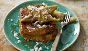 Ainsley Harriot's Caribbean Toast | Decadent Brunch Recipe