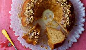 Butter Rum Cake Recipe | Ainsley's Caribbean Kitchen