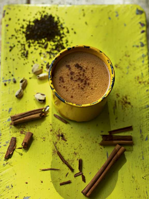 Ainsley Harriott's Caribbean Coconut Chai
