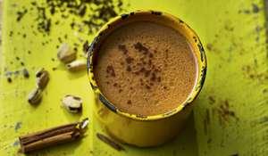 Ainsley Harriott's Coconut Chai Drink   ITV Ainsley's Caribbean Kitchen