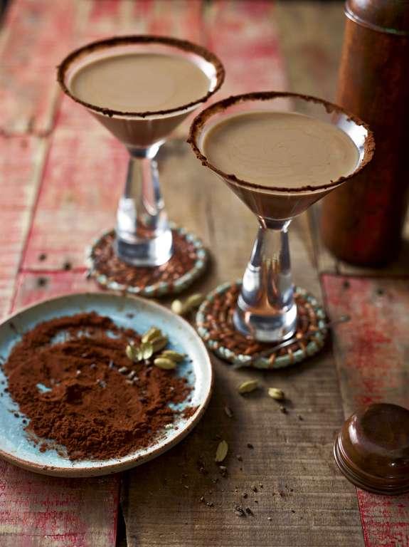 Ainsley Harriott's Death by Chocolate Martini