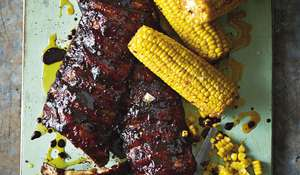 Ainsley Harriott Rum-Glazed Ribs | Caribbean Recipe