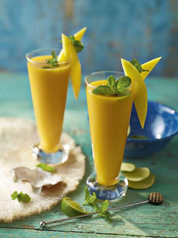 Ainsley Harriott's Mango and Coconut Rum Daiquiri