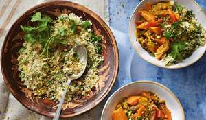 Root Vegetable Tagine Recipe | Ainsley Harriott Mediterranean Kitchen