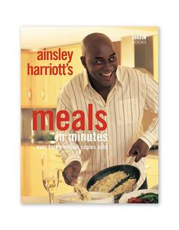 Cover of Ainsley Harriott: Meals In Minutes