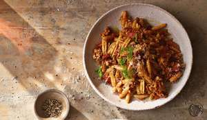 Sausage Pasta Recipe   Ainsley Harriott Mediterranean Kitchen