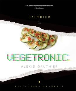 Cover of Alexis Gauthier: Vegetronic