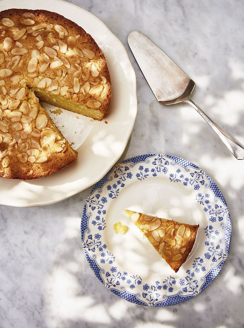 Venice: Four Seasons of Home Cooking almond cake russell norman