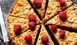 Rick Stein's Almond Tart or Tarte de Amêndoa