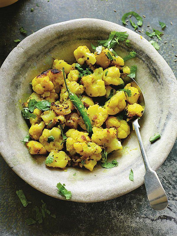 Nisha Katona aloo ghobi easy curry