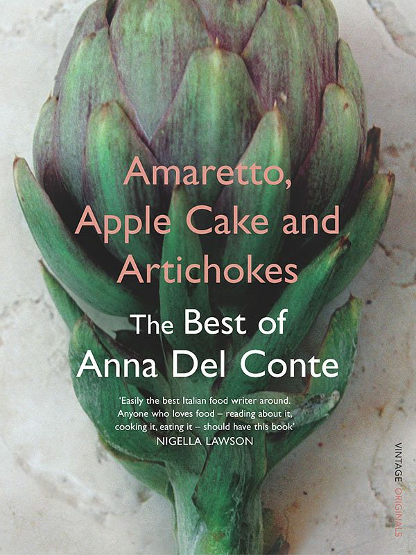 Best Italian Cookbooks & Recipe Books - The Best of Anna Del Conte