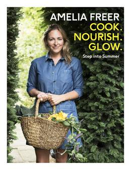 Cover of Cook.Nourish.Glow. Step Into Summer