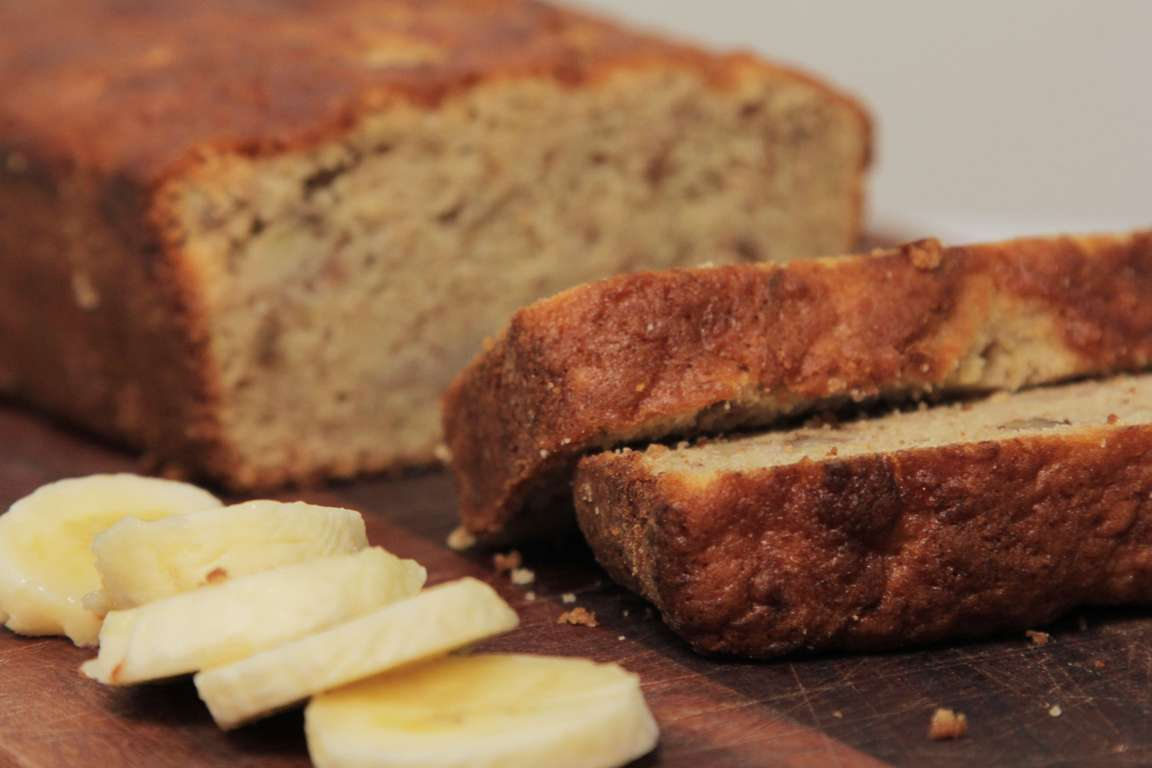 Perfect Banana Bread