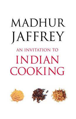 Cover of An Invitation To Indian Cooking