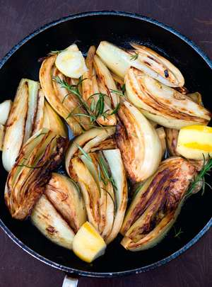Braised Fennel