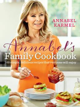 Cover of Annabel's Family Cookbook