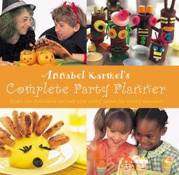 Cover of Annabel Karmel's Complete Party Planner