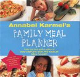 Cover of Annabel Karmel's Family Meal Planner
