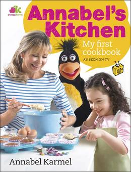 Cover of Annabel's Kitchen: My First Cookbook