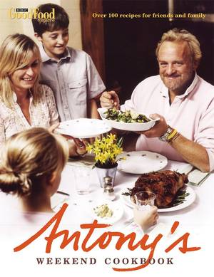 Cover of Antony's Weekend Cookbook