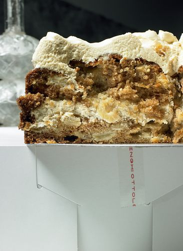 Ottolenghi's Apple and Olive Oil Cake