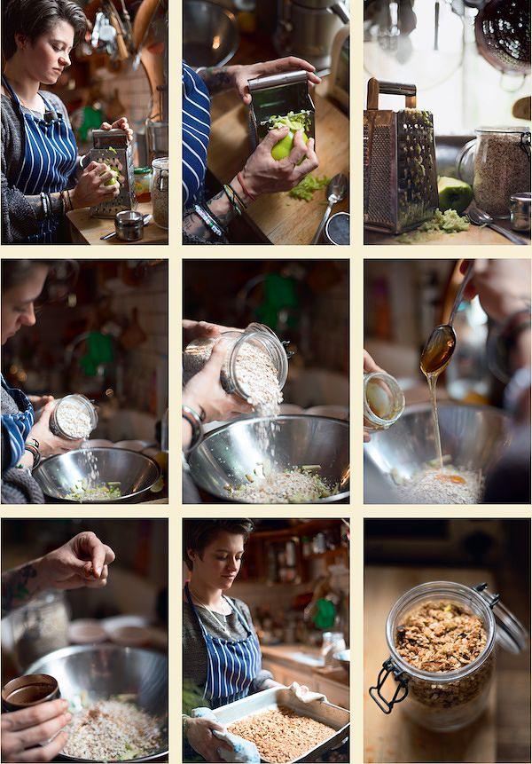 apple crumble granola jack monroe cupboard recipes budget recipes