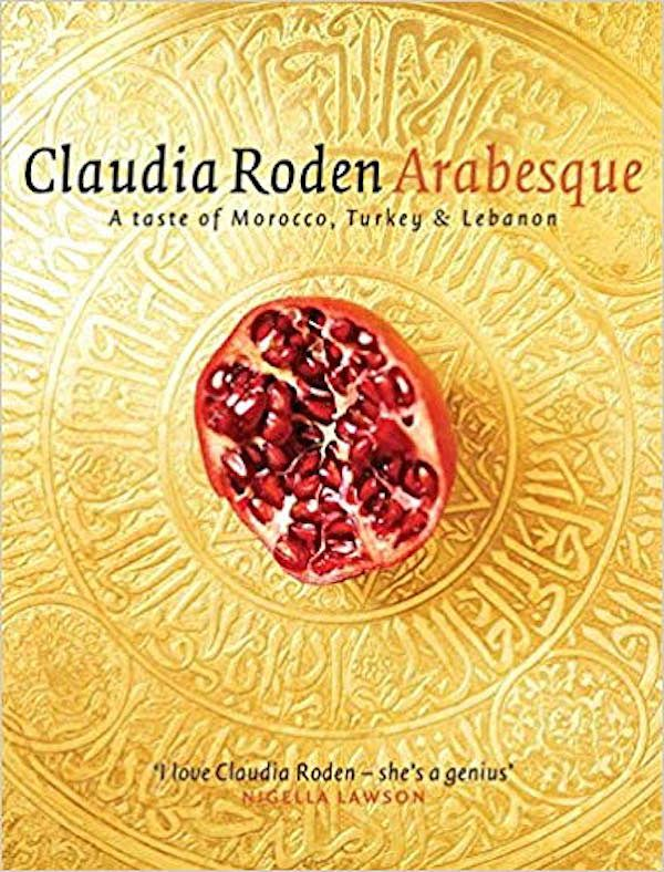 best middle eastern cookbooks arabesque claudia roden