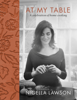Cover of At My Table: A Celebration of Home Cooking