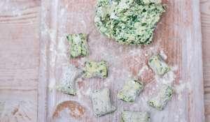 Green Gnocchi (Gnocchi verdi)
